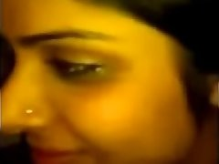 Beautiful College GF Boob Show &amp_ Cums in Mouth -Says Bahut Ganda Hai (new)